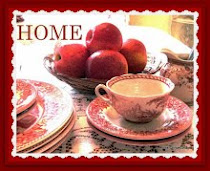 I was featured at Rose Chintz Cottage  Thank you, Sandi