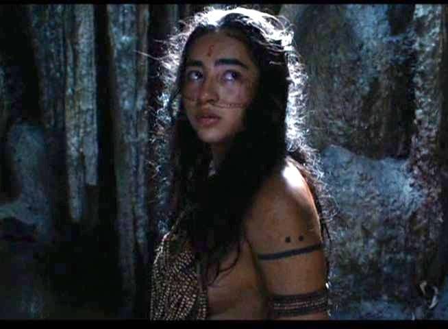 Has Dalia Hernndez ever been nude?