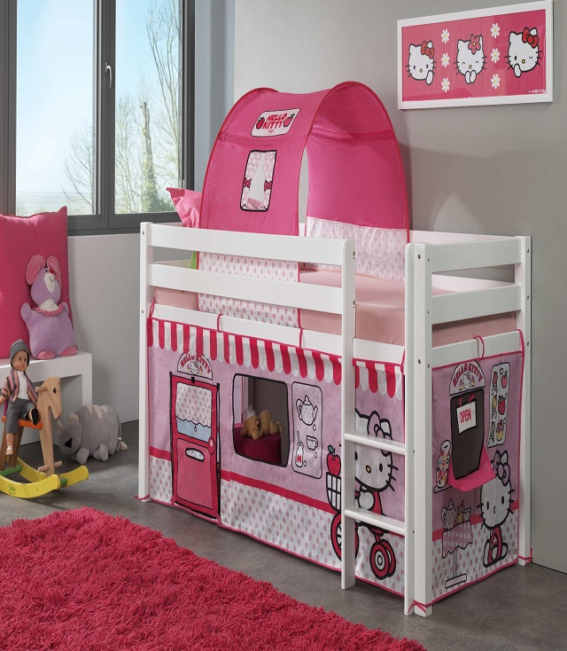 chambre bb kitty but chambre fille hello kitty bb et d - Decoration Hello Kitty Chambre Bebe