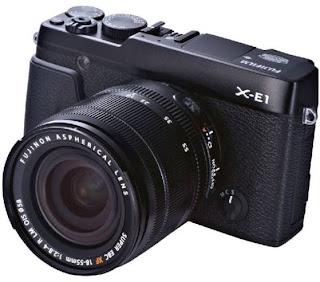 Harga dan Spesifikasi Kamera Fujifilm XE-1 | 16.3 MP
