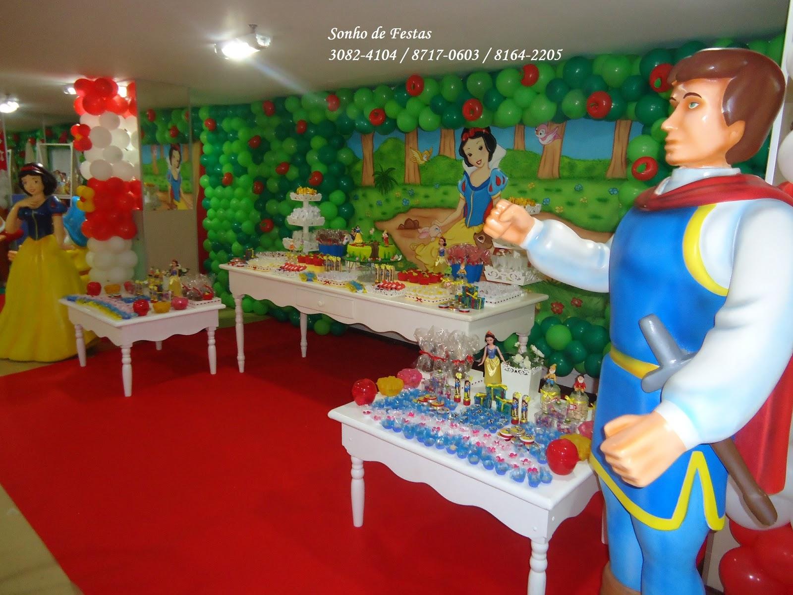 decoracao festa branca de neve provencal:Sonho de Festas: Festa provençal Branca de Neve com Fibras