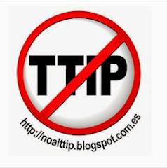 No al TTIP (tratado de comercio e inversiones Unión Europea - Estados Unidos)