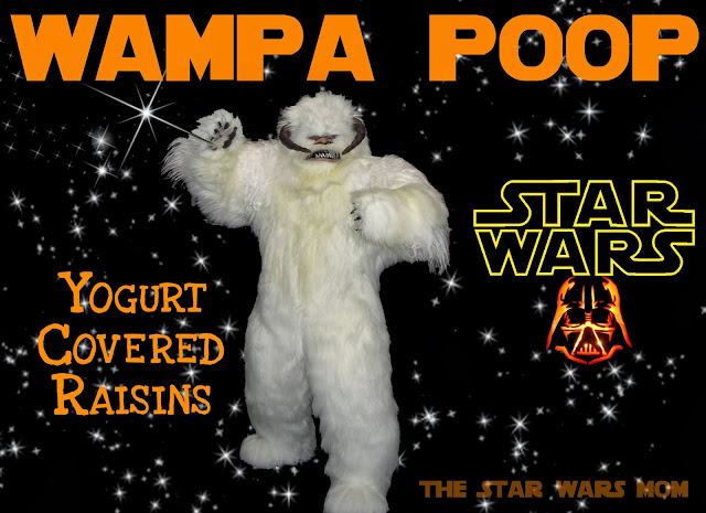 Halloween Star Wars Party Wampa Poop