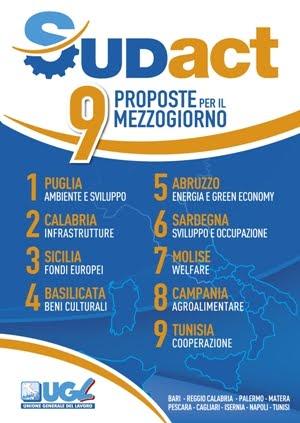 2 Ottobre a Palermo c/o Camera di Commercio  ore 09.30 - Via Emerico Amari,11