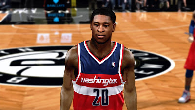 NBA 2K13 Cartier Martin Cyberface Mod