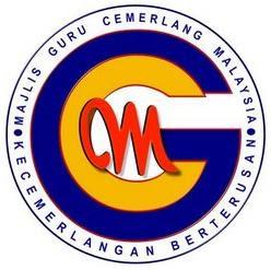 Logo Majis Guru Cemerlang Malaysia