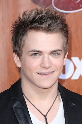 HUNTER HAYES SHORT HAIRCUT
