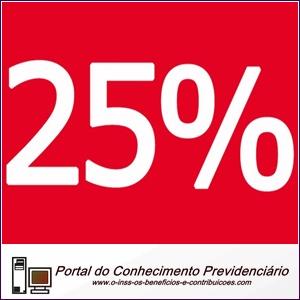 O INSS e o direito ao acréscimo de 25% na aposentadoria por invalidez.