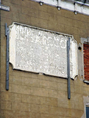richardson and sons shirtmakers hackney ghost sign stoke newington london