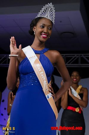 Miss East Africa 2012