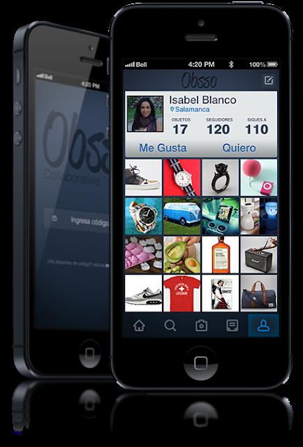 OBSSO NUEVA ECONOMÍA - Obsso, una nueva App para intercambiar objetos usados NEWS