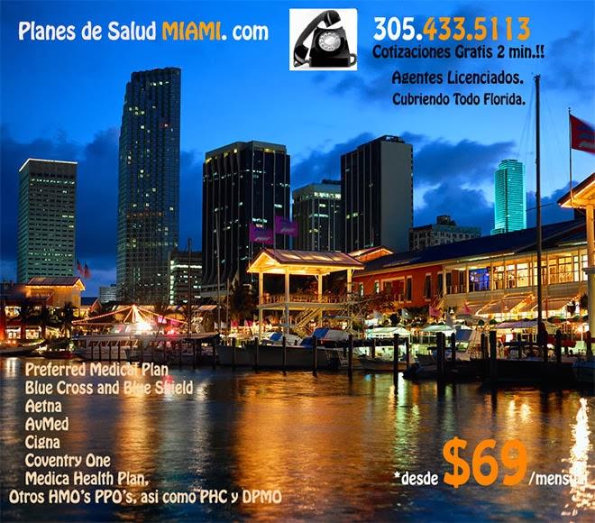 Planes de Salud Miami