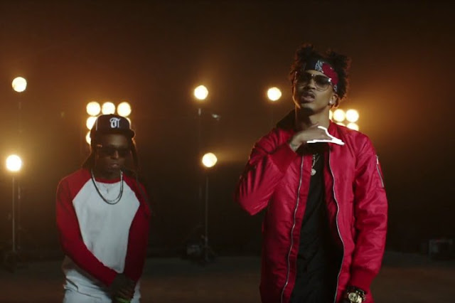 Vídeo - August Alsina – Why I Do It (feat. Lil Wayne)
