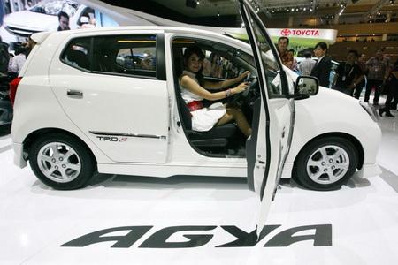 Harga Mobil Toyota September 2015