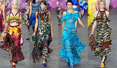 Modelos de Vestidos de Ciganos