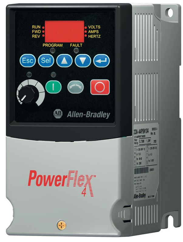 Allen Bradley Power Flex 4 Vfd User Manual Automation