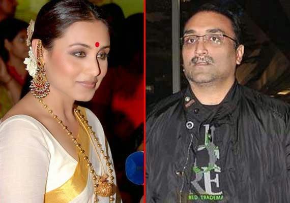Rani Mukherji got married with Aditya