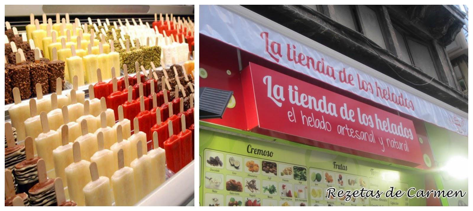 Las mejores heladerias de España | Gastroaventuras de Carmen