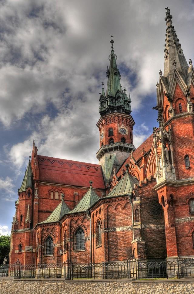 St Joseph's Church , Podgorze, Krakow, Poland
