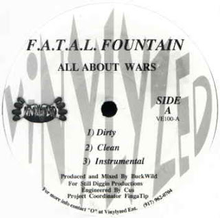 F.A.T.A.L. Fountain – All About Wars VLS (1997)