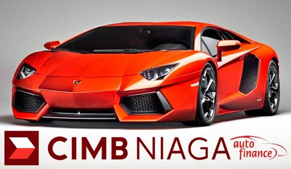 Cara Kredit Mobil Mewah KPM CIMB Niaga