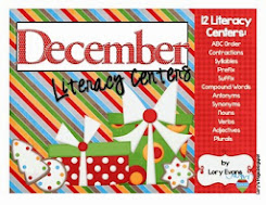 December Literacy Centers