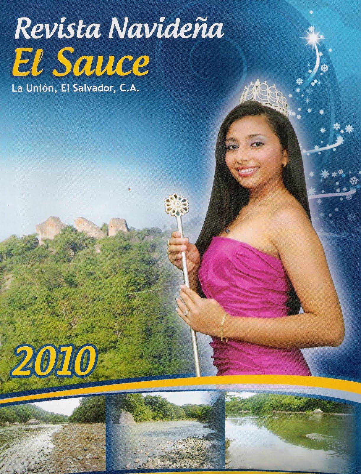 Revista del Año 2010 - Fiestas navideña El Sauce