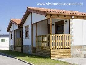 Casa prefabricada de bajo costo en España