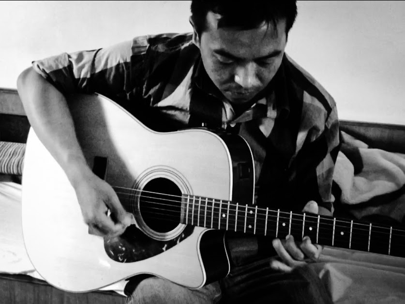Chakra Lama Gypsy Jazz Guitar Teacher in Kathmandu