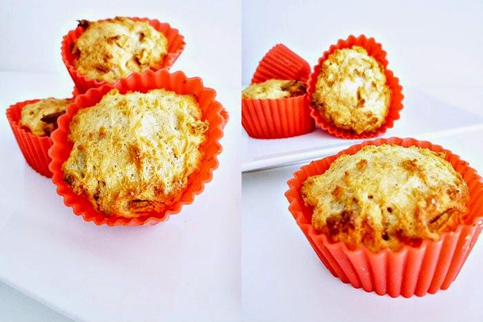 Apfel-Topfen Muffins