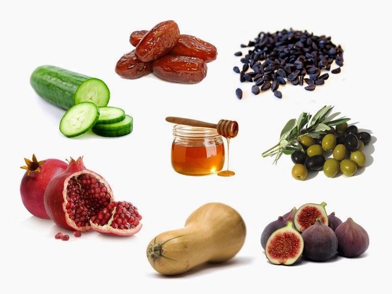 Makanan berkhasiat yang disebut dalam Al-Quran dan Al ...
