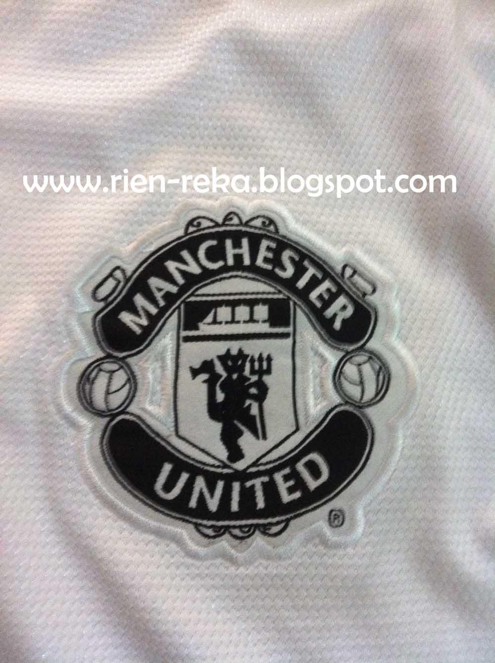 Jual Kaos Jersey Bola: Kaos Jersey Manchester United Away 2012-2013