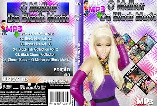MP3 O Melhor Da Black Music