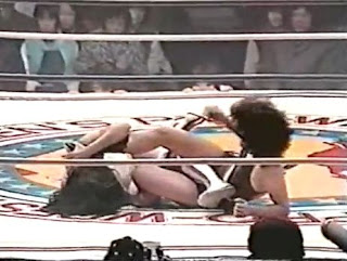mimi hagiwara wrestling