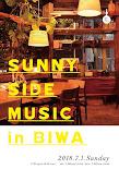7/1 sun SUNNY SIDE MUSIC in BIWA
