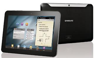 Samsung 3G Galaxy Tab 8.9-9