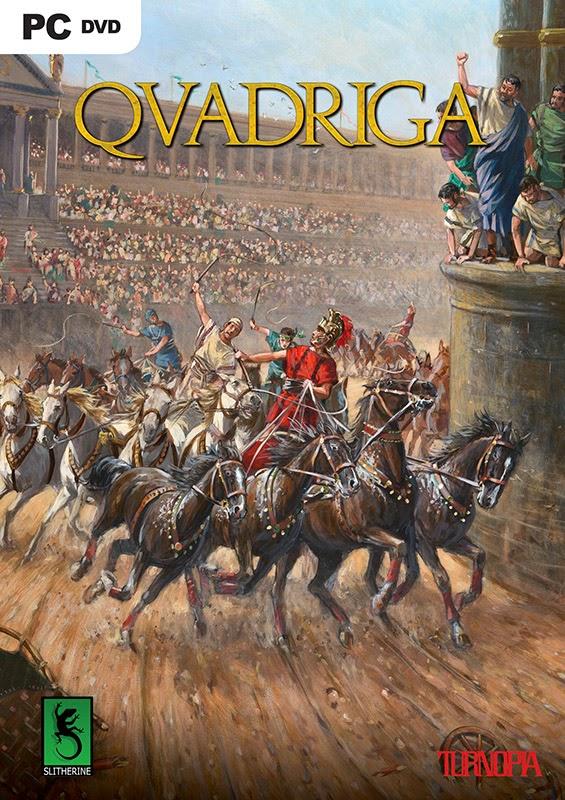 Qvadriga PC Game release
