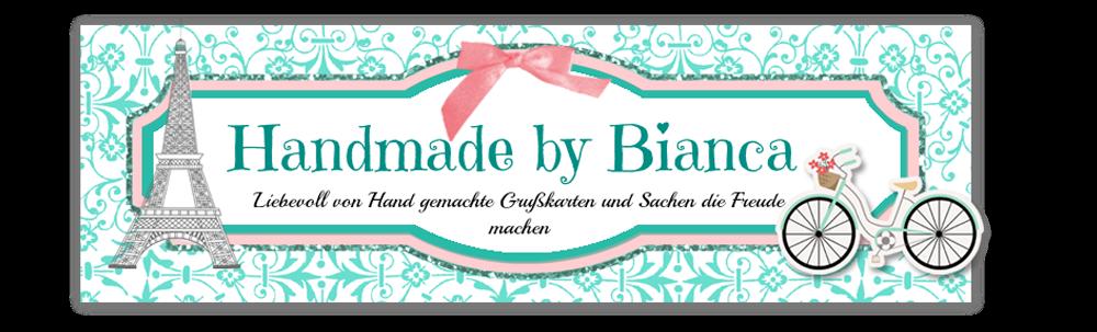 Handmade   by   Bianca