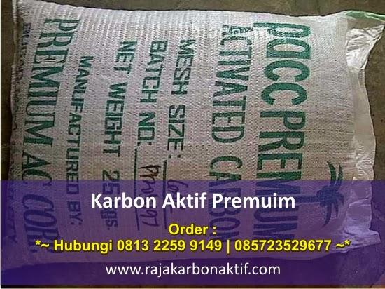 Jual Karbon Aktif Premium
