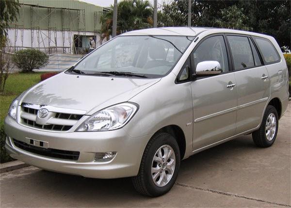 Cho thuê xe ô tô 7 chỗ có lái tại Hà Nội giá luôn rẻ nhất 2