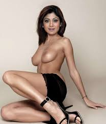 Shilpa Shetty without closes