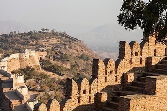 Kumbhalgarh India  city photo : Tembok Kumbhalgarh, Tembok Raksasa dari India | Tercengang