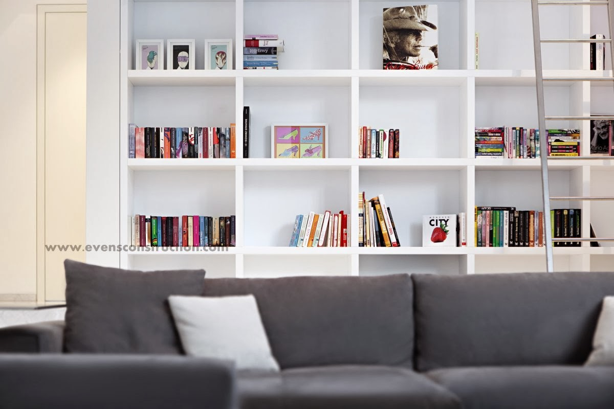 A Collection Of Unique Shaped Bookcase Designs Interior