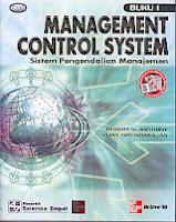 toko buku rahma: buku MANAGEMENT CONTROL SYSTEM , pengarang robert n. anthony, penerbit salemba empat