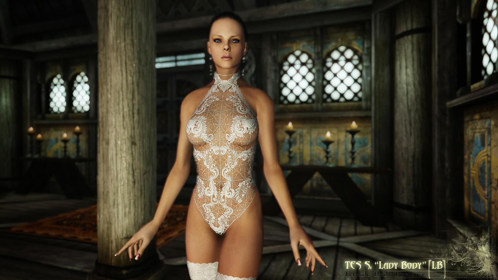 Skyrim nudity mod hentia picture