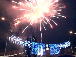 Fireworks ;)