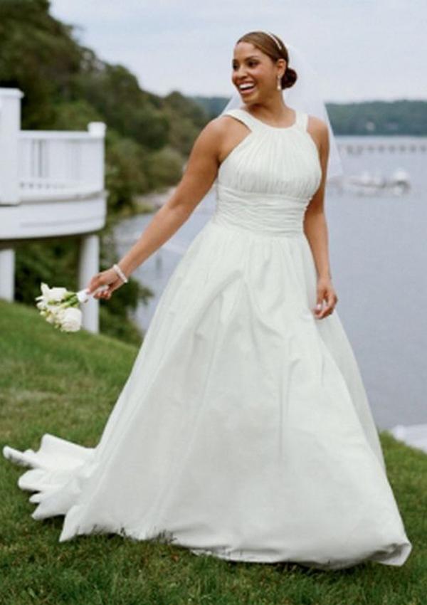 Casual Beach Wedding Dresses Plus Size 32 Luxury plus size beach wedding