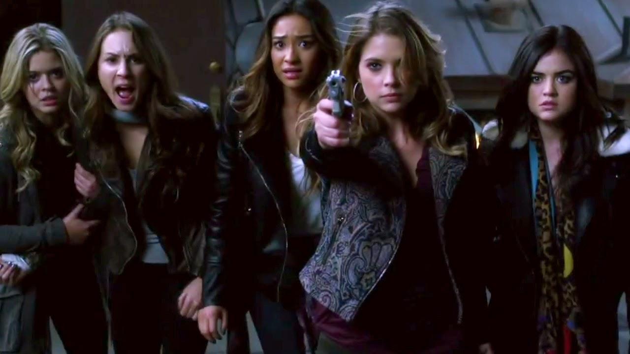 Review Of Pretty Little Liars Season 3 Episode 24 Annavaram Movie Cast