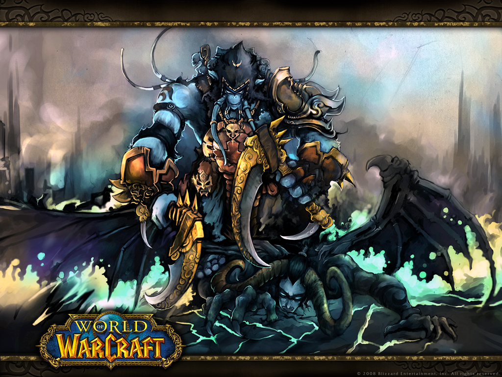 game wallpapers world of warcraft game wallpapers