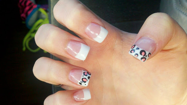 young beauty lifestyle gel nail